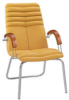 Кресло GALAXY WOOD CFA/LB CHROME