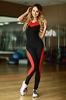 Комбинезон Sexy Black With Red