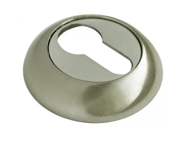 Накладка на ключевой цилиндр Rucetti RAP KH SN/CP