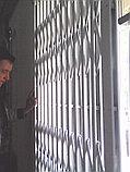 Решётки раздвижные  на окна, фото 4