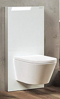 Geberit Monolith сантехнический модуль для подвесного унитаза, белый
