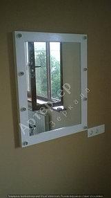 Установка зеркал в интерьере 4