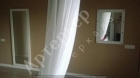Установка зеркал в интерьере 6