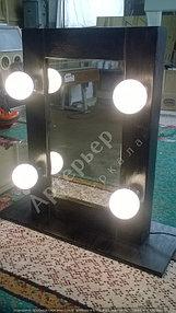 Гримерное зеркало, 40 см на 50 см, Алматы 1