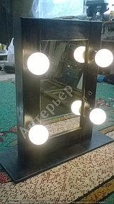 Гримерное зеркало, 40 см на 50 см, Алматы 2