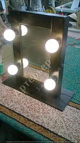 Гримерное зеркало, 40 см на 50 см, Алматы 5