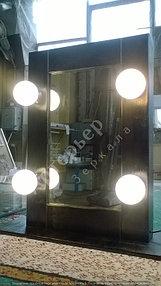 Гримерное зеркало, 40 см на 50 см, Алматы 6