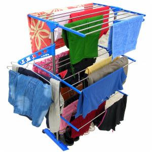 Сушилка для белья Three Layers Clothes Rack - фото 2