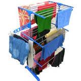 Сушилка для белья Three Layers Clothes Rack - фото 7