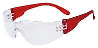Очки защитные против царапания и запотевания 2603 RED