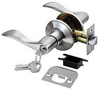 Дверная ручка-кноб с ключ-фиксатором Rucetti