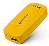 Портативное зарядное устройство, Delux, DLP-09, 5200 mAh, Выход USB: 1*1A, 7 степеней защиты, Кабель Micro USB