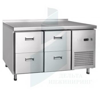 Стол холодильный Abat СХС-70-03