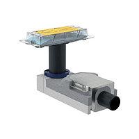 Корпус дренажных каналов Geberit серии CleanLine, монтажная высота от 65 мм