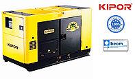 Дизельный генератор KIPOR KDE100SS3 60кВт(380/220)+АВР, фото 1