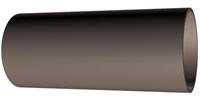 Труба водосточная D100мм, 3 метра