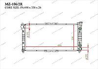 Радиатор основной Great Mazda 626. GF 1997-2002 1.8i / 2.0i FS2015200E