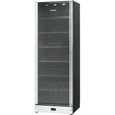 Отдельностоящий винный Холодильник Smeg SCV115AS