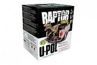 Защитное покрытие RAPTOR U-POL RLB/S4 КОМПЛЕКТ ЧЕРНЫЙ (4X750+ОТВЕРДИТЕЛЬ)