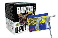 Защитное покрытие RAPTOR U-POL RLT/S4/GUN ПРОМОКОМПЛЕКТ КОЛЕРУЕМЫЙ (4X750+ОТВ+ПИСТОЛЕТ)