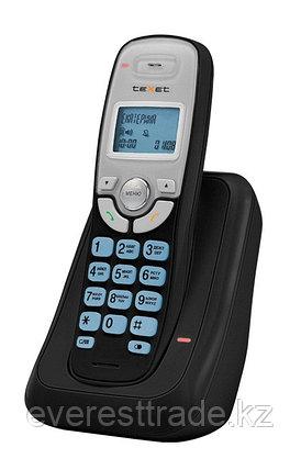 Телефон беспроводной Texet TX-D6905А черный, фото 2