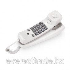 Телефон проводной Texet ТХ-219 серый, фото 2