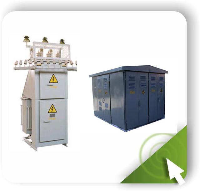 Комплектные трансформаторные подстанции