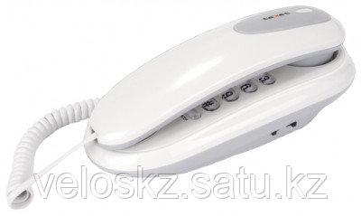 Телефон проводной Texet ТХ-236 серый, фото 2