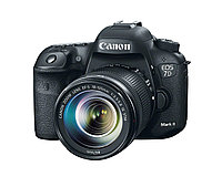 Canon 7D Mark c объективом, фото 1