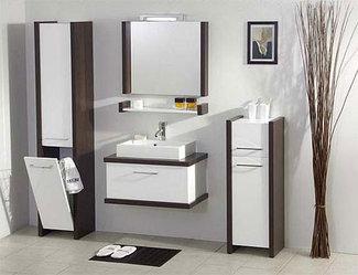 Гарнитуры для ванных комнат по коллекциям