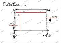 Радиатор основной Great ВАЗ (Lada) Largus. R90 2012-Н.В 1.6i 8200735039