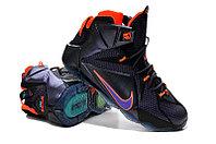 Кроссовки Nike LeBron XII (12) Black Elite Series (40-46), фото 2
