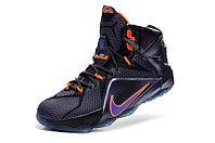 Кроссовки Nike LeBron XII (12) Black Elite Series (40-46), фото 4
