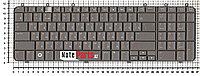 Клавиатура для ноутбука HP Pavilion DV7-1000/ DV7-1200 / DV7-1500 бронза