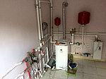 Монтаж отопления с установкой емкости и котла, фото 5
