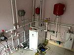 Монтаж отопления с установкой емкости и котла, фото 6