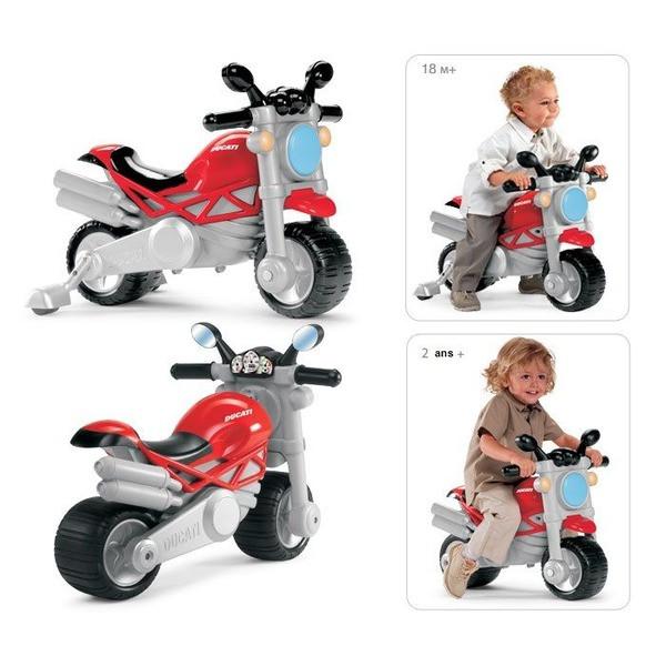 """Chicco: Мотоцикл-Каталка """"Дукати Монстр"""" 471964"""