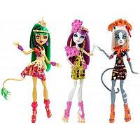 Monster High куклы из серии Монстрические каникулы в ассортименте