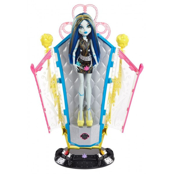 """Monster High Игровой набор """"Фрэнки и комната"""" - фото 1"""