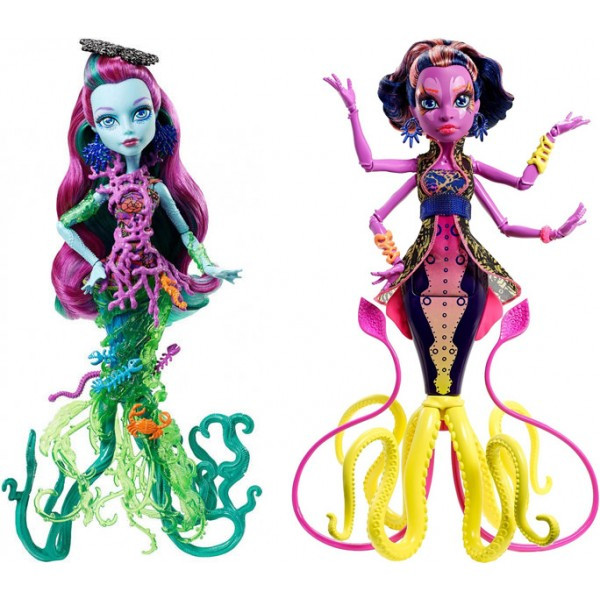Куклы Monster High (Монстер Хай) DHB50 Новые герои в ассортименте + DTD90 MH. ассортименте