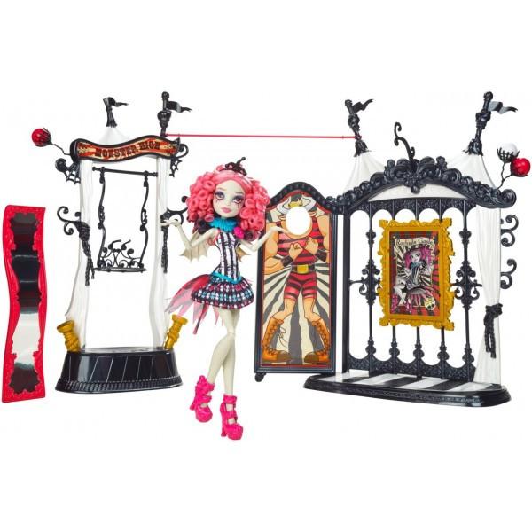 Куклы Monster High (Монстер Хай) CHW68 набор Монстро-Цирк