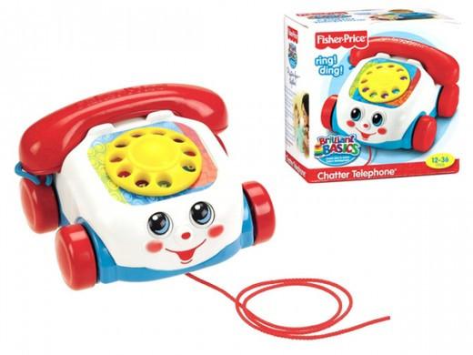 Fisher Price:Веселый телефон