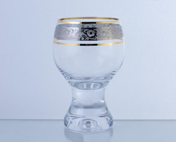 Бокал Gina 340мл. вода 6шт. богемское стекло, Чехия 40159-43249-340. Алматы
