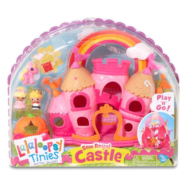 Игровой набор Замок с малюткой Lalaloopsy