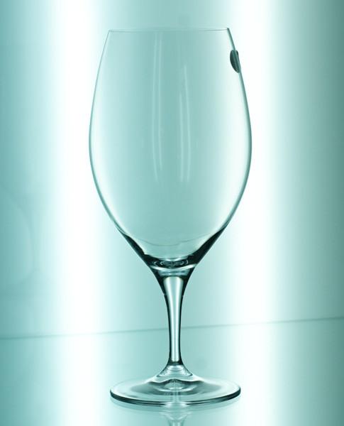 Фужеры, богемское стекло, Eva 710мл 6шт. богемское стекло, Чехия 4T002--710. Алматы