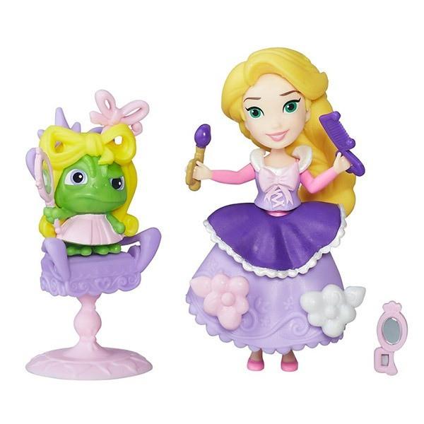 DISNEY PRINCESS Игровой набор маленькие принцессы с аксессуарами