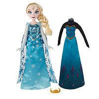 DISNEY FROZEN Кукла Холодное Сердце со сменным нарядом в ассорт. (B5169)
