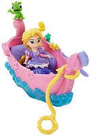 DISNEY PRINCESS Набор для игры в воде: маленькая кукла Принцесса и лодка в ассортименте