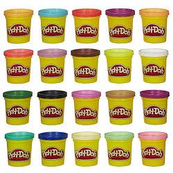 Play-Doh (Плэй До) Набор пластилина 20 банок