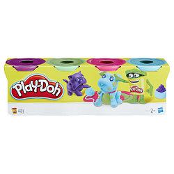 Play-Doh Игровой набор Набор из 4 баночек
